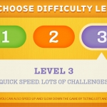 Alphabuild: 3 Levels of Difficulty