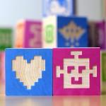 Glyfyx Bitblox Heart Robots - 960x636