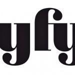 Glyfyx Black&White Logo