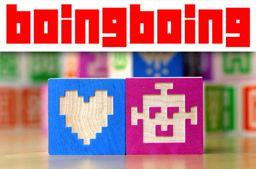 BoingBoing Bitblox Feature
