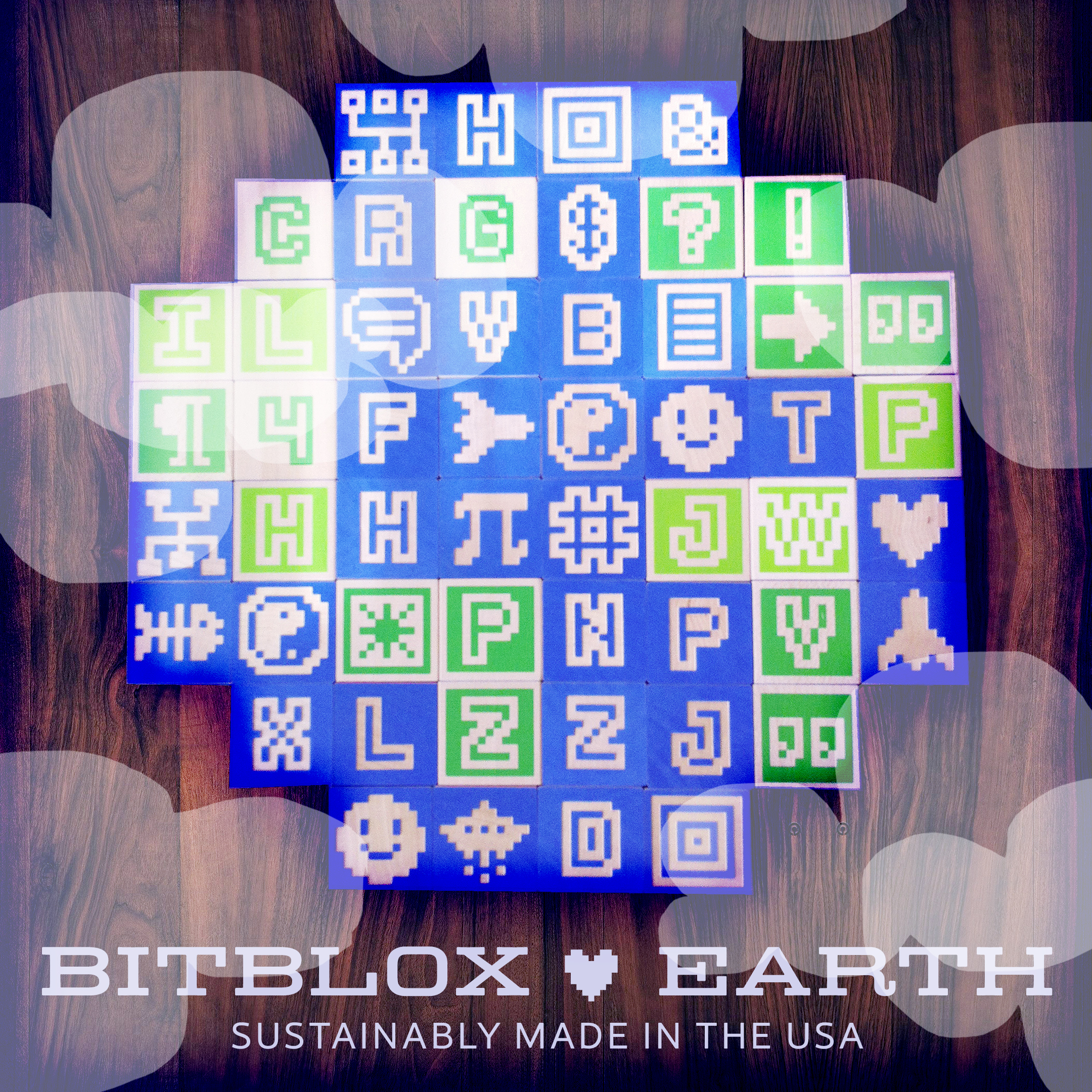 Celebrate Earth Day with Earth-Friendly Bitblox